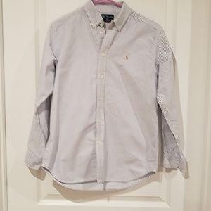 Ralph Lauren classic button down shirt